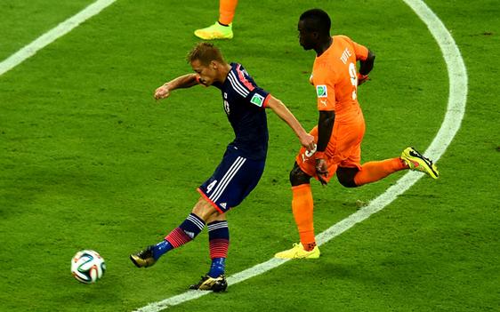 ワールドカップも良いけど、こっちはもっと面白い。